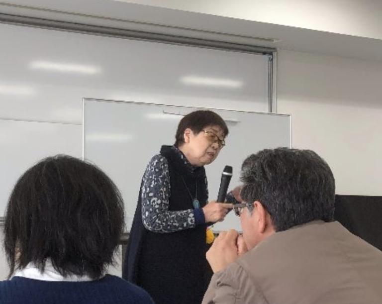 (レポ)高森信子先生講演会@安曇野